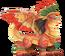 Aztec Warrior Dragon 3
