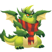 Grinchy Dragon 3