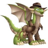 Adventure Dragon 3