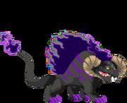 Dark Fire Dragon 3b