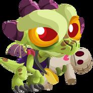Voodoo Witcher Dragon 1