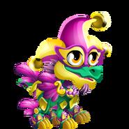 Mardi Gras Dragon 1
