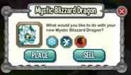 Hatching Mystic Blizzard