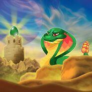 Rattlesnake Dragon-Hatch