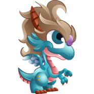 Mother's Day Dragon 1