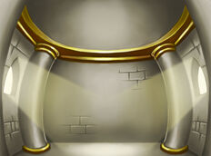 Deus Vault Background