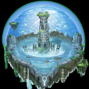 Atlantis Island