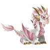Albino Dragon 2
