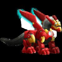 Iron Dragon 3