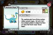 Brontosaurus Description