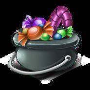 Greedy Cauldron