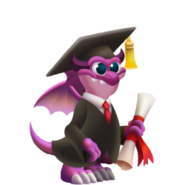 Graduation Dragon 2