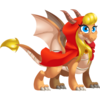 Little Red Riding Hood Dragon 2