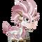 Albino Dragon 1