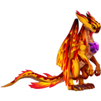 Secret Fire Dragon 3