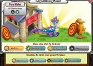 Pure Sea Dragon-Attack List