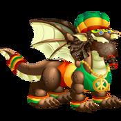 Jamaican Dragon 3