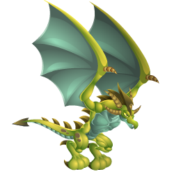 Pterodactyl Dragon 3