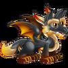 Firewolf Dragon 2