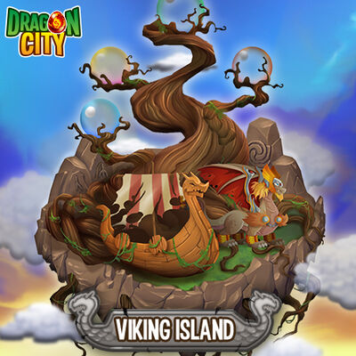 Viking islandpromo