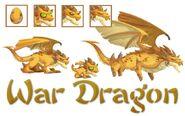 War dragon evo