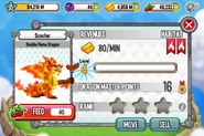 Double Flame level 4