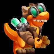 Kooky Dragon 2