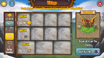 Viking Habitat Quest