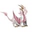Albino Dragon 3