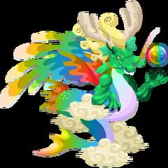 Dragon Legendario Legado