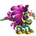 Mardi Gras Dragon 3
