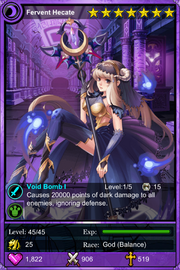 Fervent Hecate