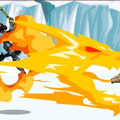 Fire Dragon Spirit