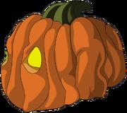 Pumpkin Helm