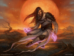 NPC - Lorac the Magician