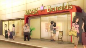 MaskDonald