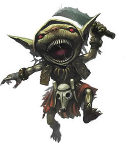 Inimigo - Goblin Espadachim
