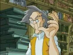 Jackie chan uncle jackie chan adventures crazy old man