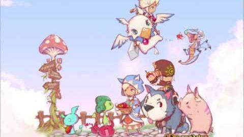 Dragonica BGM- Character Select