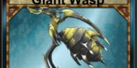 029 Giant Wasp