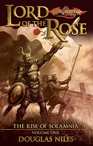 Lord of the Rose Cover
