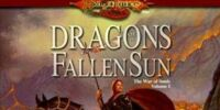 Dragons of a Fallen Sun(novel)