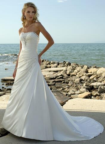 File:Cheap-beach-wedding-dresses-princess-strapless-gowns78.jpg