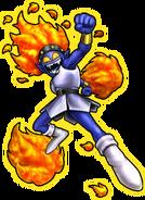 DQMBRV - Flamethrower
