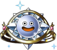 DQMJ2PRO - Diamond slime