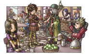 DQIX - Making friends at Quester's Inn