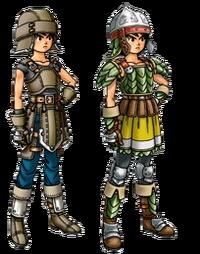 DQX - Warrior