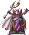 DQVII3DS - Beastly priest