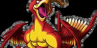 Bird of terrordise