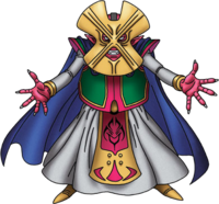 DQVIII - Fallen priest